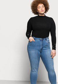 Cotton On Curve - ADRIANA - Jeans Skinny Fit - boston blue - 3