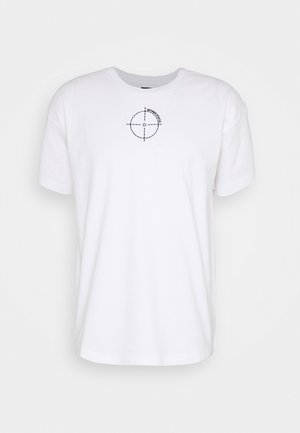 OVERSIZED UNISEX - T-shirt med print - white