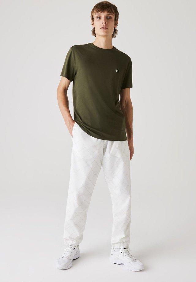 T-shirt basique - vert kaki
