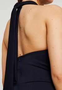 True Violet - HALTER NECK WITH SPLIT - Maksimekko - navy - 5