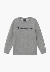 Champion - AMERICAN CLASSICS CREWNECK UNISEX - Sweatshirt - mottled grey - 0