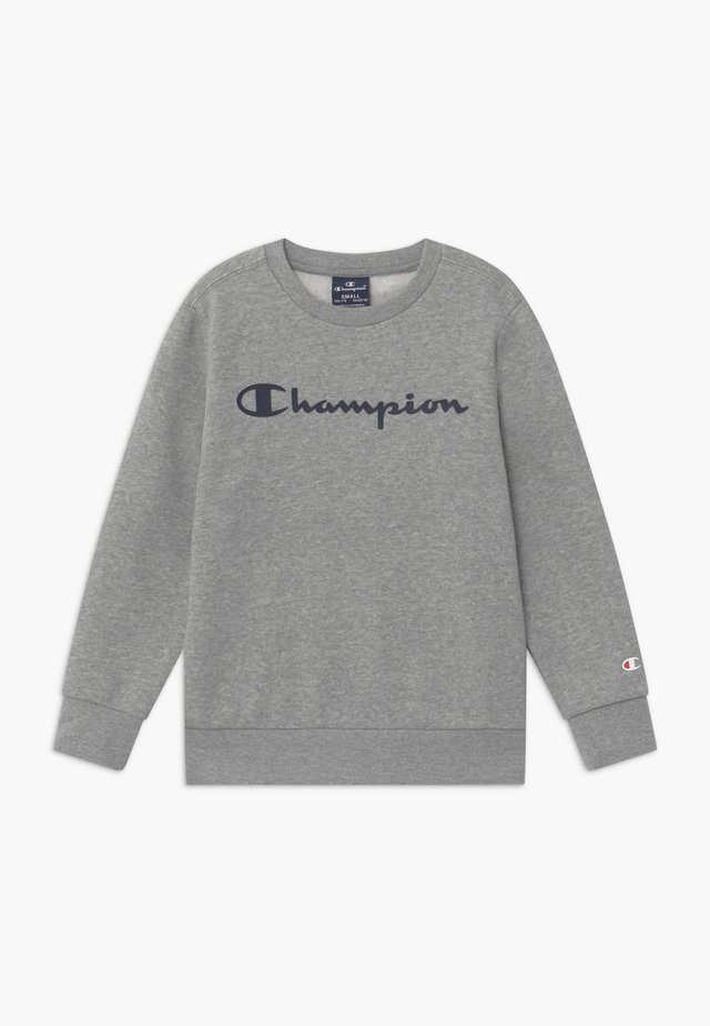 AMERICAN CLASSICS CREWNECK UNISEX - Sweatshirt - mottled grey