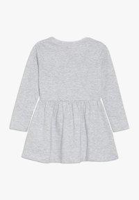 Blue Seven - Jersey dress - fog melange - 1