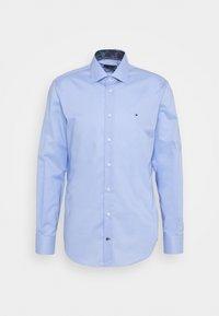 Tommy Hilfiger Tailored - PLAIN REGULAR FIT - Kostymskjorta - classic blue - 5
