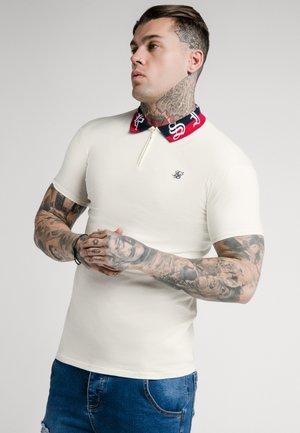 OLD ENGLISH RETRO - Poloshirt - off-white