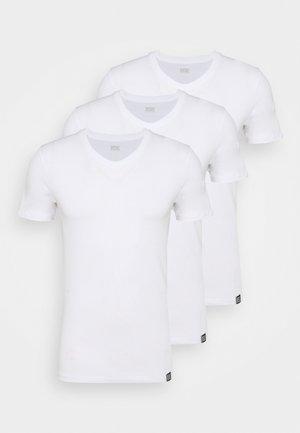 UMTEE MICHAEL 3 PACK - Pyjama top - white