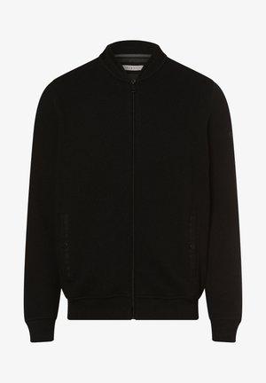 Zip-up sweatshirt - anthrazit