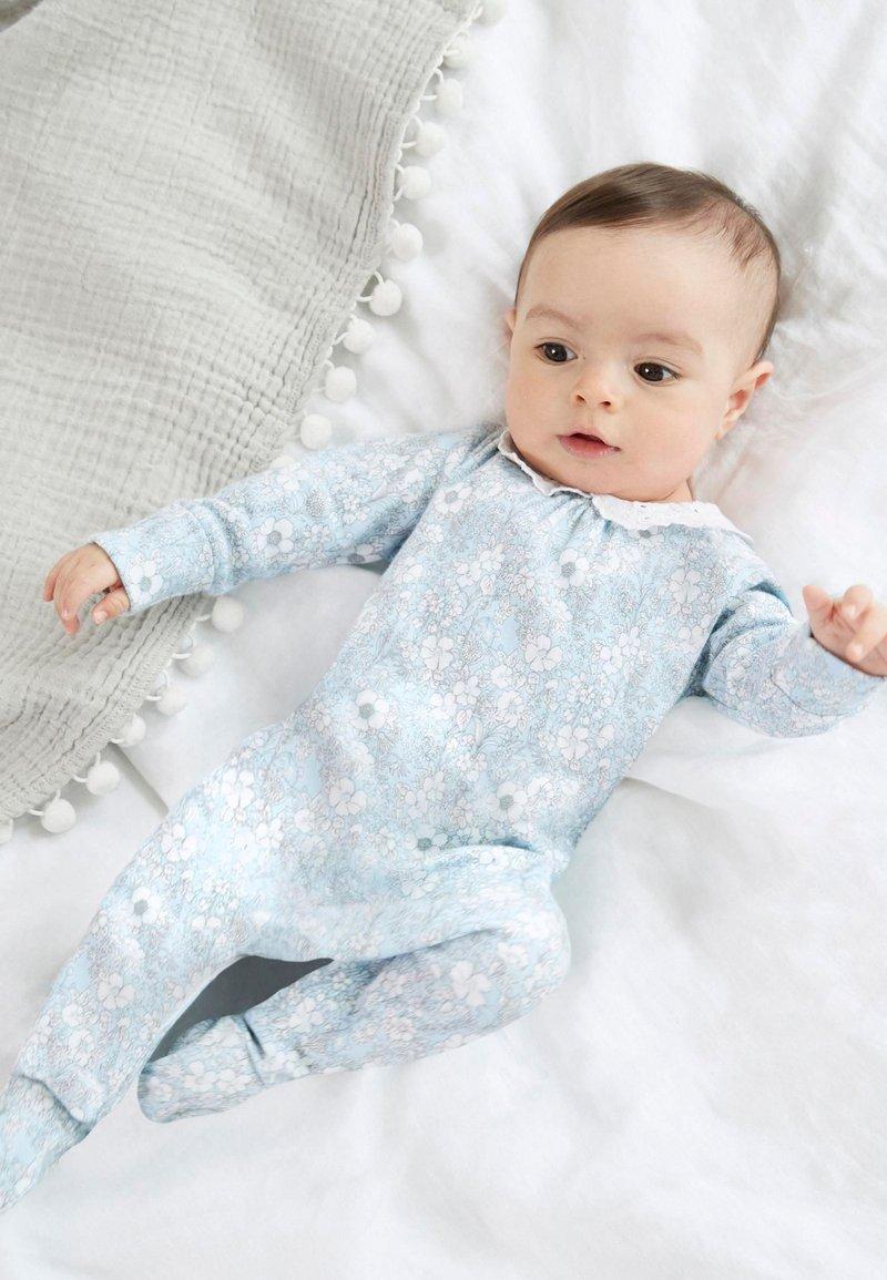 Next - Sleep suit - blue