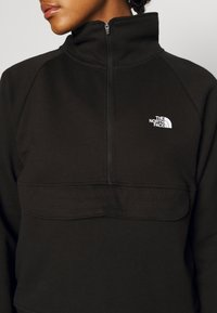 The North Face - EXPLORE CITY SUPIMA ZIP  - Sweatshirt - black - 5