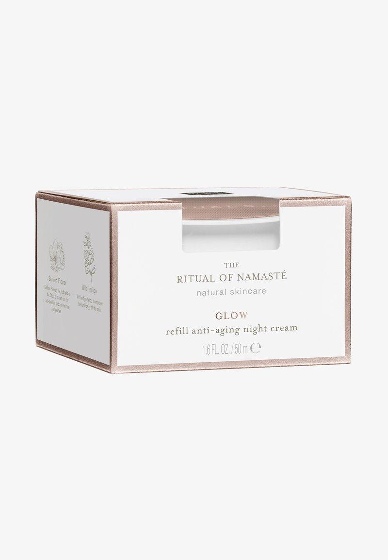 Rituals - THE RITUAL OF NAMASTÉ ANTI-AGING NIGHT CREAM REFILL - Anti-Aging - -