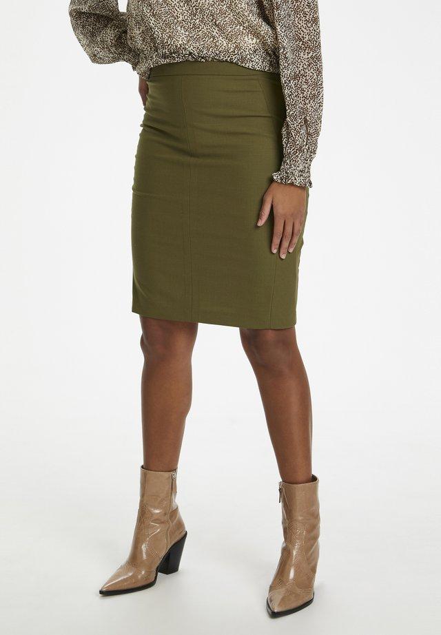 Falda de tubo - military olive