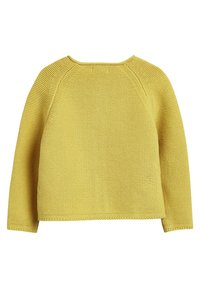 Next - Cardigan - yellow - 1