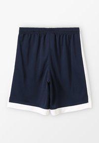 Nike Performance - DRY ACADEMY  - Sports shorts - obsidian/white/white - 1