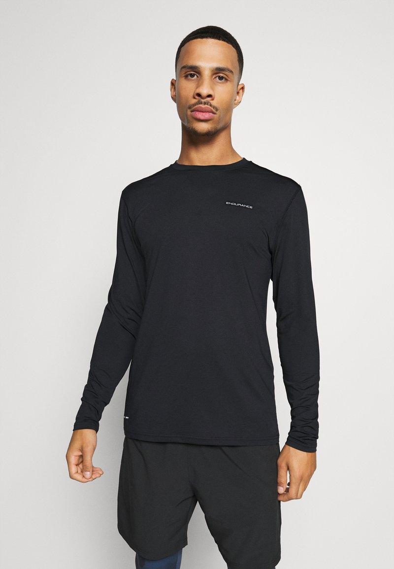Endurance - KULON PERFORMANCE - Treningsskjorter - black