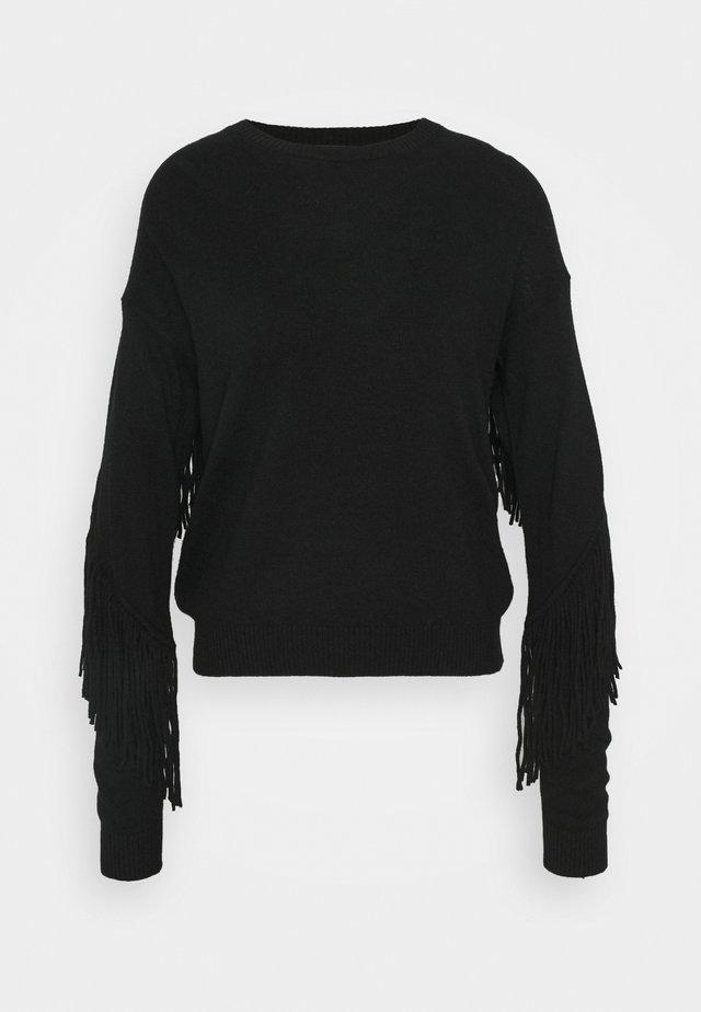 COPERTO  - Maglione - black