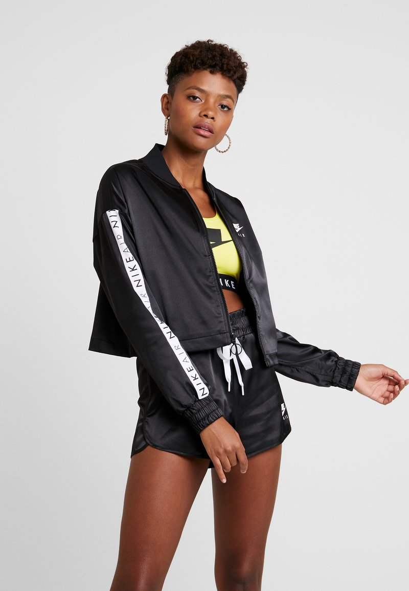 Nike Sportswear - AIR - Sportovní bunda - black