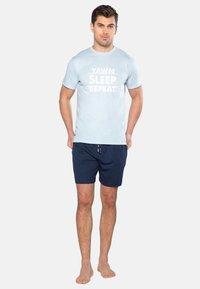 Threadbare - Pyjama - blau - 1