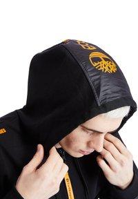 Timberland - EARTHKEEPERS+ HOODIE - Zip-up hoodie - black - 3