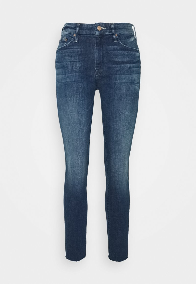 Mother - THE LOOKER ANKLE FRAY - Jeans Skinny Fit - bazaar adventures