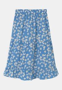 Grunt - DUS FLOWER - Áčková sukně - blue - 0