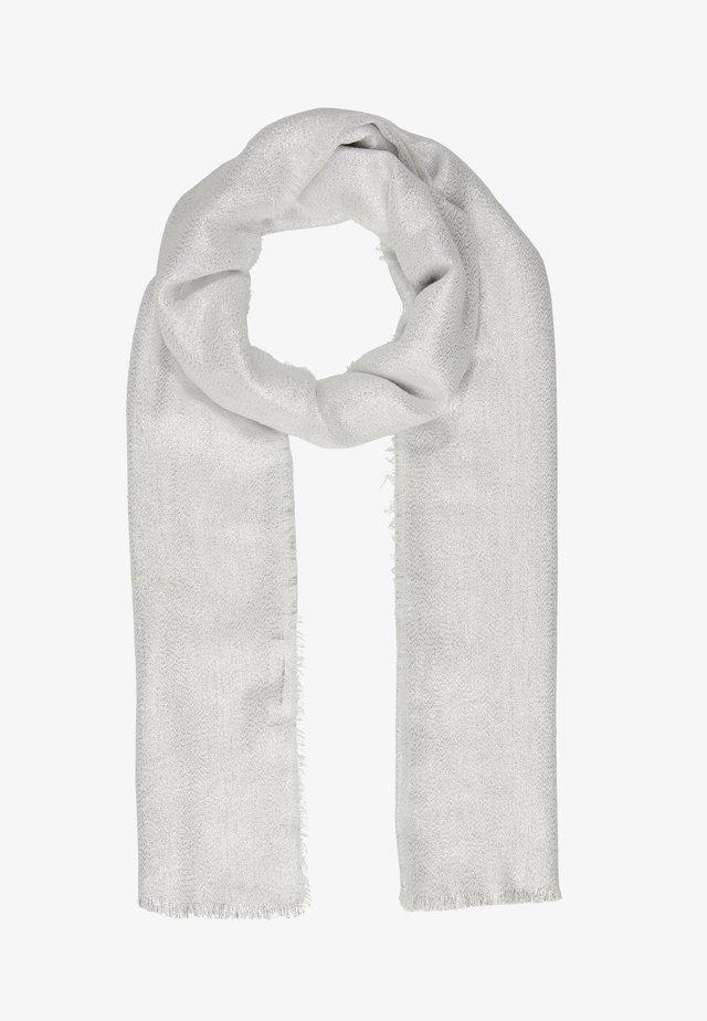 VLUMI - Sjal / Tørklæder - silver