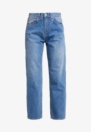 MILVA - Straight leg jeans - lenollo wash