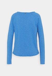Rich & Royal - HEAVY LONGSLEEVE - Long sleeved top - sky blue - 1