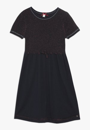 DRESS - Vestido de cóctel - navy blue