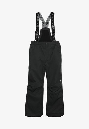 KID SALOPETTE - Snow pants - nero