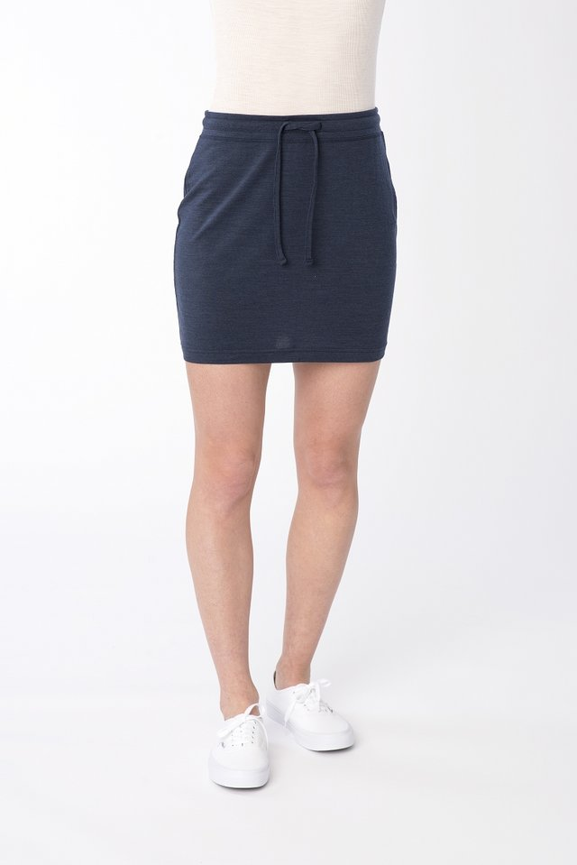 EVERYDAY - Sports skirt - dark blue
