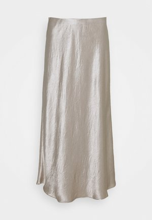 ALESSIO - A-line skirt - beige