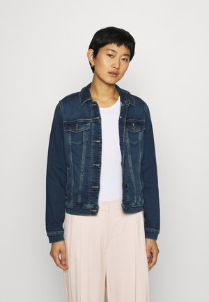 Denim jacket - blue dark wash