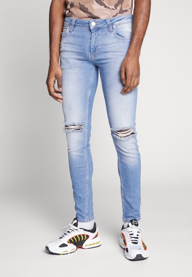 MAX EMPTY - Jeans Skinny Fit - empty blue
