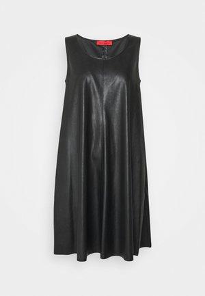 DANZA - Korte jurk - black