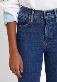 Levi's® - MILE HIGH SUPER SKINNY - Jeans Skinny - tempo so stoned - 5