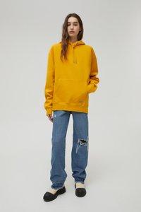 PULL&BEAR - Huppari - light yellow - 1