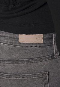AG Jeans - FARRAH ANKLE - Skinny-Farkut - dark grey - 4