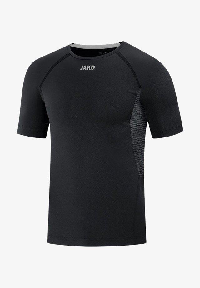 COMPETITION - Unterhemd/-shirt - schwarz