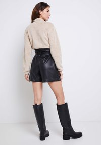 ONLY - ONLMAERYN RAG - Shorts - black - 3