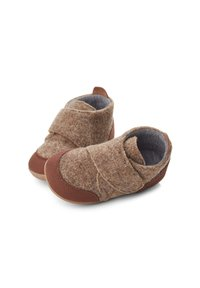 Aankl - BUP - Baby shoes - wild brown - 1