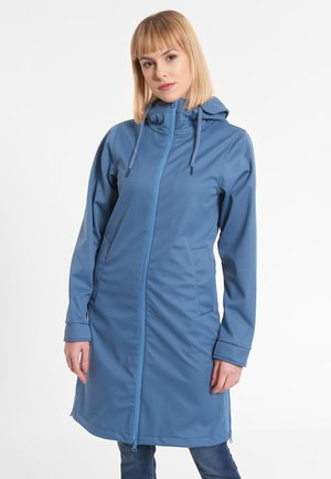 COLONSAY - Short coat - blue shadow