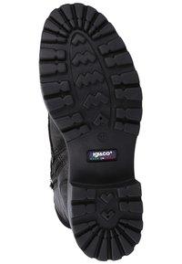 IGI&CO - Lace-up ankle boots - black - 5