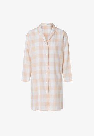LANGES MIT VICHY-KAROS  - Camicia da notte - pink