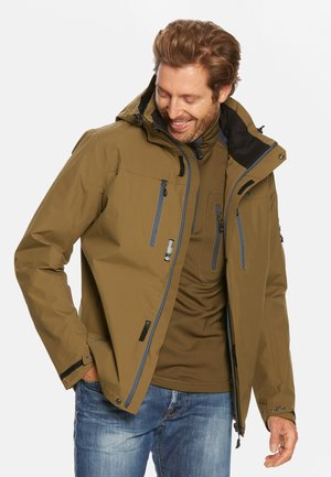 HARSTAD - Outdoor jacket - dark olive