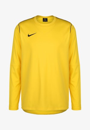 PARK 20 DRY CREW HERREN - Long sleeved top - tour yellow/black