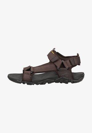Sandalen - dark brown