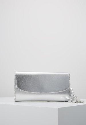 TALY BAGUETTE - Clutch - silver