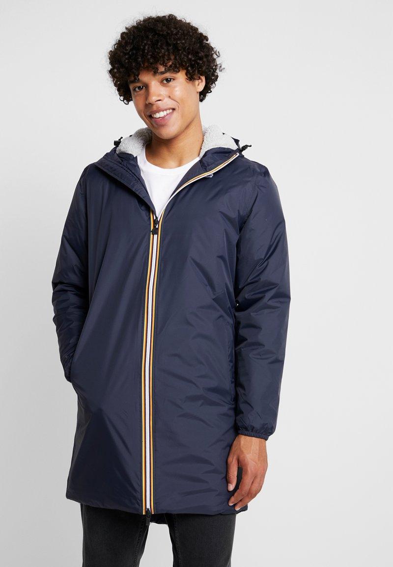 K-Way - UNISEX LE VRAI EIFFEL ORSETTO - Winter coat - blue depth
