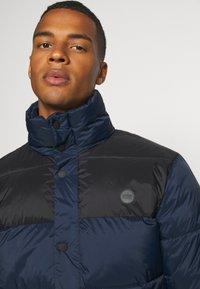 Redefined Rebel - PUFFER JACKET - Winter jacket - navy/black - 4
