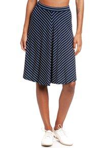 Vive Maria - A-line skirt - blau allover - 0